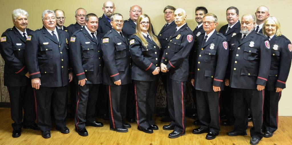 Firefighters Dress Uniform