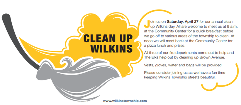 Clean Up Wilkins